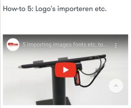 How-to 3: Inktlint installeren