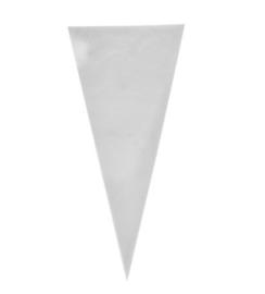 Zak, Puntzak, PP, 18x37cm, transparant