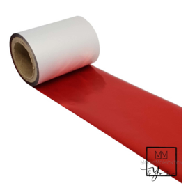 Glossy Red 30mm x 55m