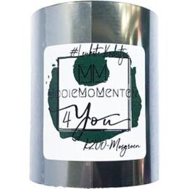 Kleur Mosgroen 55mm x 150m
