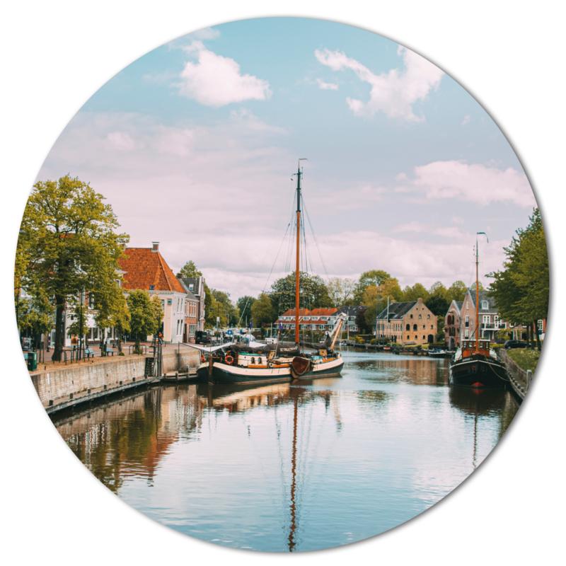Muurcirkel Dokkum de Zijl