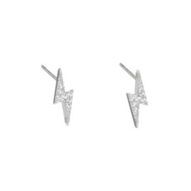 Earrings Lightning bolt