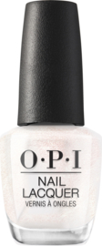 Nagellak Naughty or Ice? HRM01 - 15ml - Transparant Glinstering