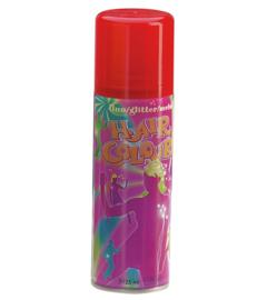 Haarkleurspray Sibel Fluo - Rood - 125 ml