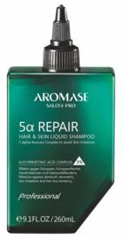 Aromase Salon-Pro 5α Repair Shampoo voor haar en huid - 260 ml