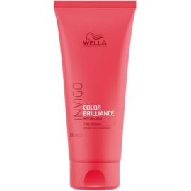 Wella Invigo Color Brilliance - Conditioner - Fijn/normaal haar - 200ml