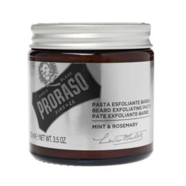 Proraso Beard Exfoliating Paste - Scrub - 100 ml