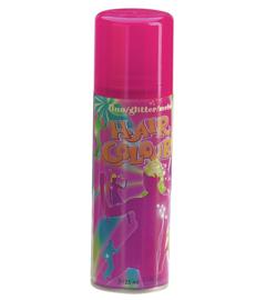 Haarkleurspray Sibel Fluo - Roze - 125 ml