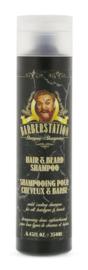 Barberstation Hair & Beard Shampoo - 250 ml