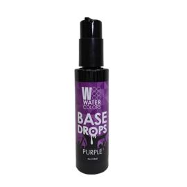 Watercolors Base Drops - Purple