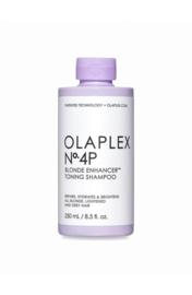 Olaplex No.4P Blonde Enhancer Toning Shampoo - 250 ml