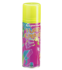 Haarkleurspray Sibel Fluo - Geel - 125 ml