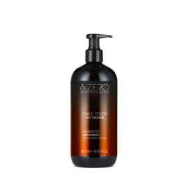 6.Zero Take Over Out Orange - Shampoo - 500 ml