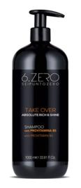 6.Zero Take Over Absolute Rich & Shine - Shampoo - 1.000 ml