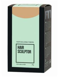 Haaropbouwvezels - Hair Sculptor - Donker blond