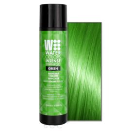 Watercolors Intense Shampoo - Green - 250 ml