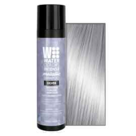 Watercolors Intense Metallic Shampoo - Silver - 250 ml