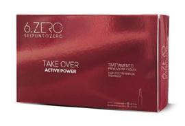 6.Zero Take Over Active Power Hair Loss Prevention Treatment - 10 Ampullen van 8 ml