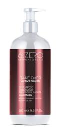 6.Zero Take Over Active Power - Shampoo - 500 ml
