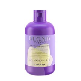 Inebrya Blondesse No Yellow Shampoo - 300 ml