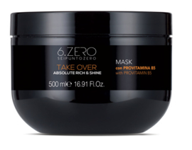 6.Zero Take Over Absolute Rich & Shine - Mask - 500 ml