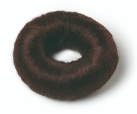 Hairbun met synthetisch haar 73 mm - Bruin