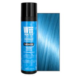 Watercolors Intense Shampoo - Turquoise - 250 ml