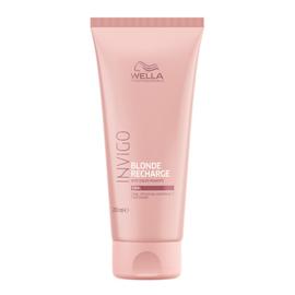 Wella Invigo Blond Recharge - Cool Blonde - Kleuropfrissende Conditioner - 200 ml