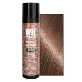 Watercolors Intense Metallic Shampoo - Bronze - 250 ml