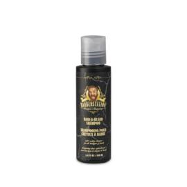 Barberstation Hair & Beard Shampoo Travelsize - 100 ml