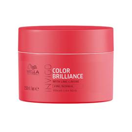 Wella Invigo Color Brilliance - Masker - Fijn/normaal haar - 150ml