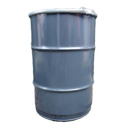 Open top 60 liter drum Dark Grey