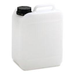 jerrycan transparant 5 liter