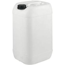 jerrycan transparant 25 liter