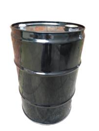 Olievat 60 liter zwart