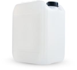 jerrycan transparant 20 liter