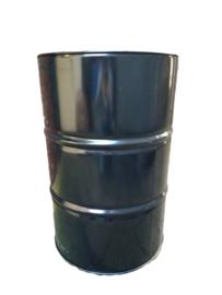 Olievat 200 liter zwart