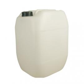 jerrycan transparant 30 liter