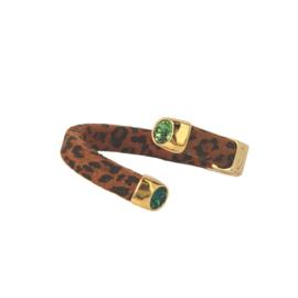 Infinity Panther Bracelet