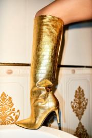 """Boots """"Golden"""""""
