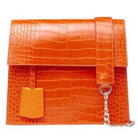 """""""Le Sidje"""" Orange by Anne Dorcay"""