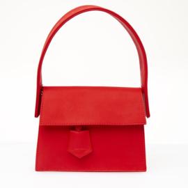 """l'Aristocrat"" Red by Anne Dorcay"