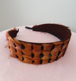 Headband Pheasant by Lou Chapeaux