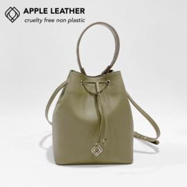 Bucketbag Apple leather