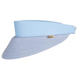 Visor Evy Lavender Blue by Bronté Hats