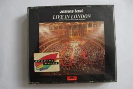 James Last - Live In London, dubbel CD