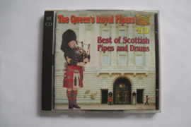 The Queen's Royal Pipers - Best of Scottish Pipes and Drums, 2 CD
