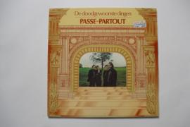 Passe-Partout - De doodgewoonste dingen