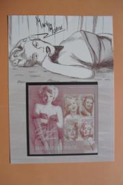 Dominica: Marilyn Monroe