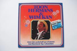 Toon Hermans & Wim Kan